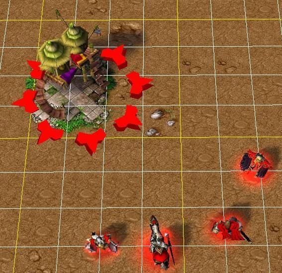Warcraft 3 карта скачать